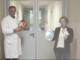 Maschere trasformate in respiratori d'emergenza