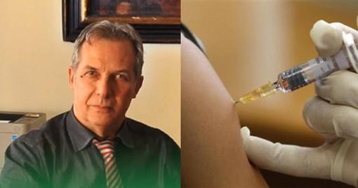 Il direttore sanitario di Asl Vercelli, dottor Gualtiero Canova