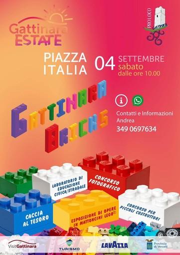 Gattinara, fine settimana di musica, arte e attività per i bambini