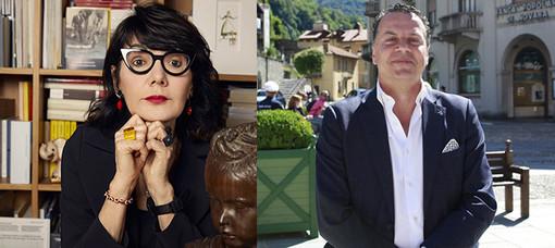 Elisabetta Sgarbi nuovo presidente ente gestione Sacri Monti, gli auguri del sindaco di Varallo