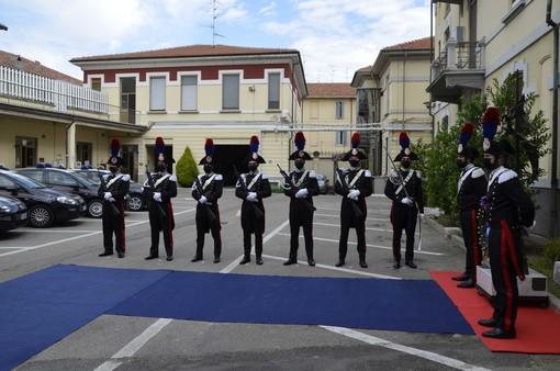 207° annuale di fondazione dell'Arma dei Carabinieri