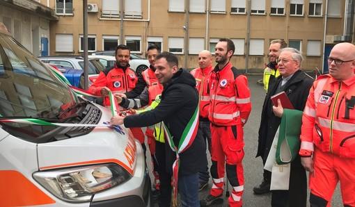 Gattinara: Una nuova ambulanza a servizio del territorio