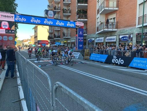 Borgosesia, Matthew Walls vince per un soffio la Gran Piemonte 2021
