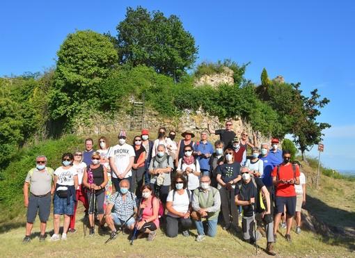Gattinara, tra storia e natura al Castello di S.Lorenzo. Evento con l'Associazione Culturale di Gattinara