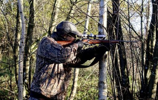 A lezione di caccia a Quarona