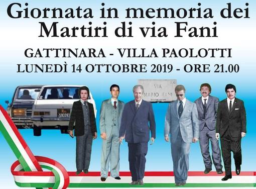 A Gattinara una giornata dedicata ai martiri di via Fani