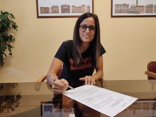 """La """"bomber"""" biellese Maria Speranza Levis alla corte del Torino Women"""