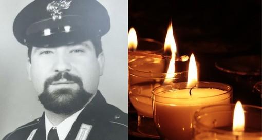 Anche Scopa in lutto per l'appuntato in congedo di Valle Mosso, Ugo Luciano