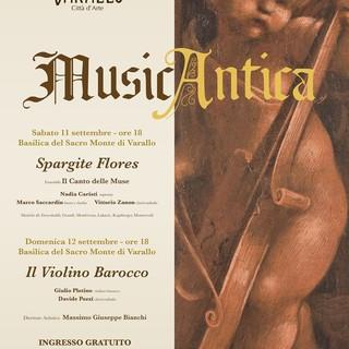 Musicantica a Varallo