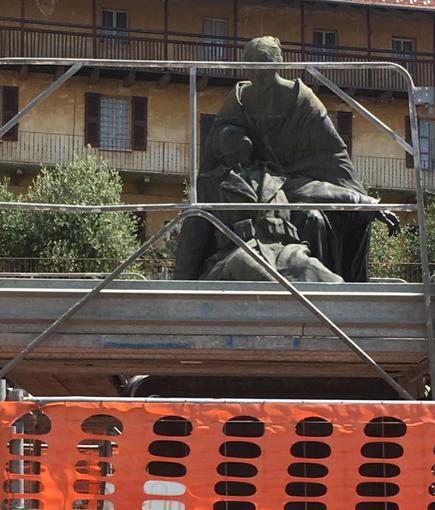 Portula, pronti 7mila euro per restauri al monumento ai Caduti