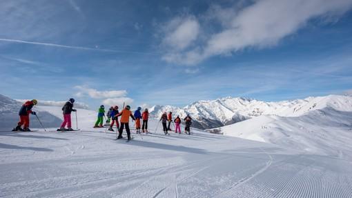 Foto dalla pagina Facebook Alpe di Mera