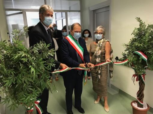 Ospedale, aperto il nuovo reparto di degenza chirurgica: da lunedì al via i lavori nell'altra ala