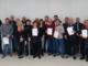 Alcuni degli imprenditori premiati dalla Camera di Commercio con il Marchio di Qualità