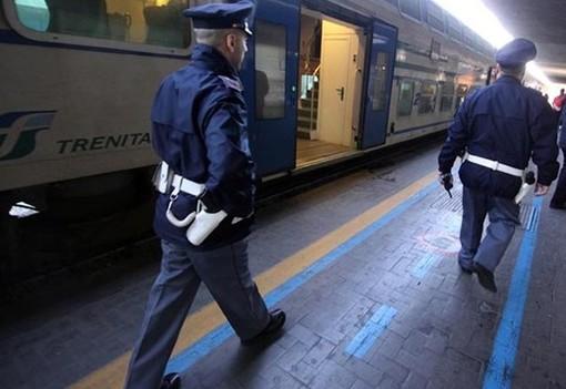 Giornata di controlli straordinari della Polizia di Stato nelle stazioni ferroviarie