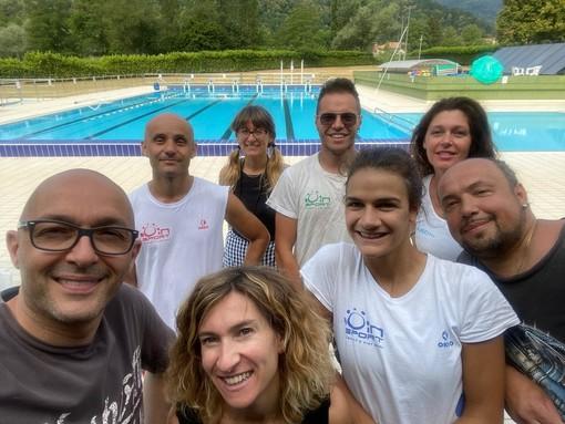 Pray, riapre la piscina estiva Lidia Burocco