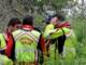 Soccorso Alpino e Vigili del Fuoco: giornata di lavoro per recuperare otto escursionisti smarriti