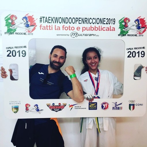 Taekwondo: Nuove vittorie a Riccione per la New Generation
