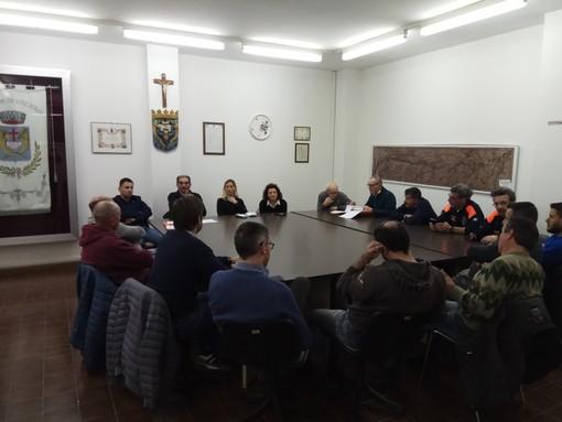 Gli angeli dell'incendio in Valsessera e Valsesia si incontrano: parte l'obiettivo Prevenzione