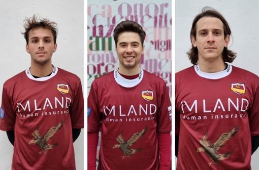 Calcio, tre arrivi in casa Borgosesia: De Riggi, Szafran e Vecchi