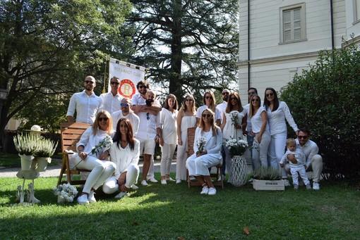 La sesta edizione del White Lunch, l'evento in bianco del Rotaract Club Valsesia