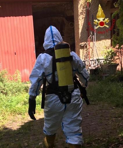 Trovato il cadavere di una donna in avanzato stato di decomposizione