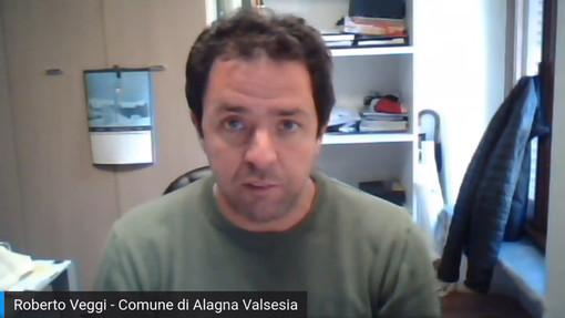 Alagna tra covid, alluvione e turismo: Aggiornamenti e novità dal sindaco Roberto Veggi VIDEO