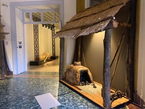 """VIDEO. La """"capitale"""" delle palafitte ha finalmente la sua mostra: la vita della Varese preistorica è a Villa Mirabello"""